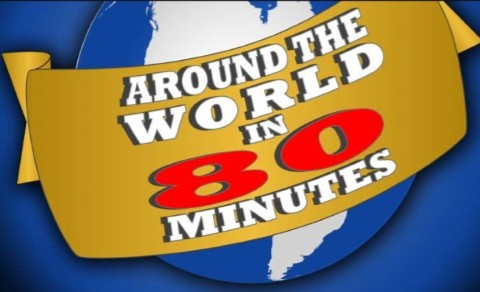 Around The World Logo